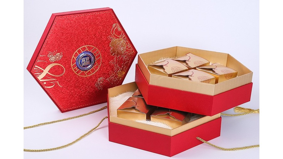 富贵团圆【月饼礼盒】-定制-厂家-规格-图片