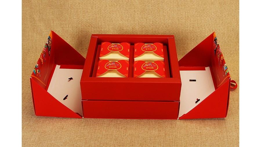 古色今韵【月饼礼盒】-定制-厂家-规格-图片