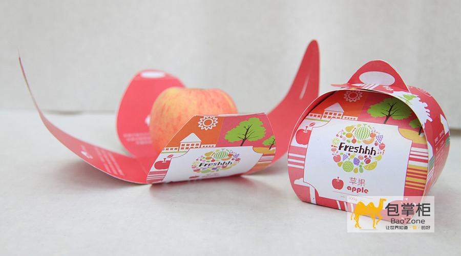 苹果包装设计