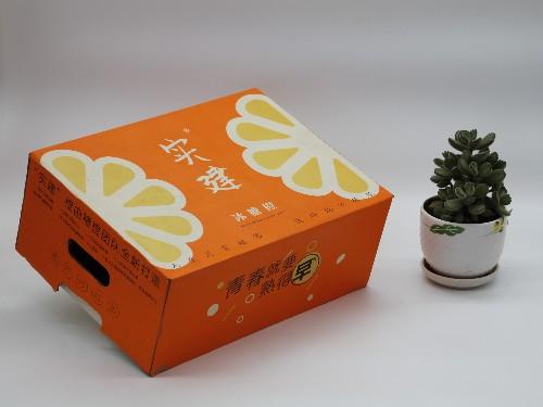 誉冠华夏生态果,香飘云南冰糖橙!云南实建果业有限公司冰糖橙礼盒定做