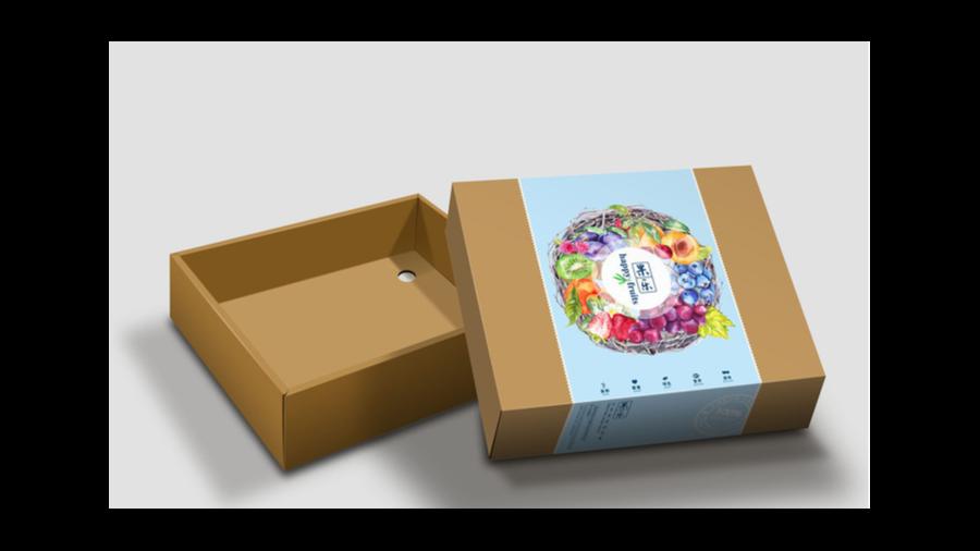 水果包剩下�b盒�O�