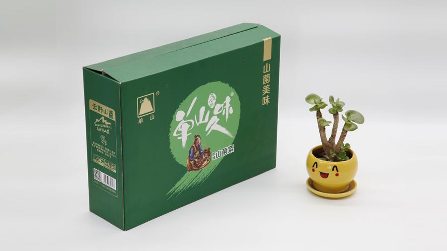 农副产品瓦楞盒