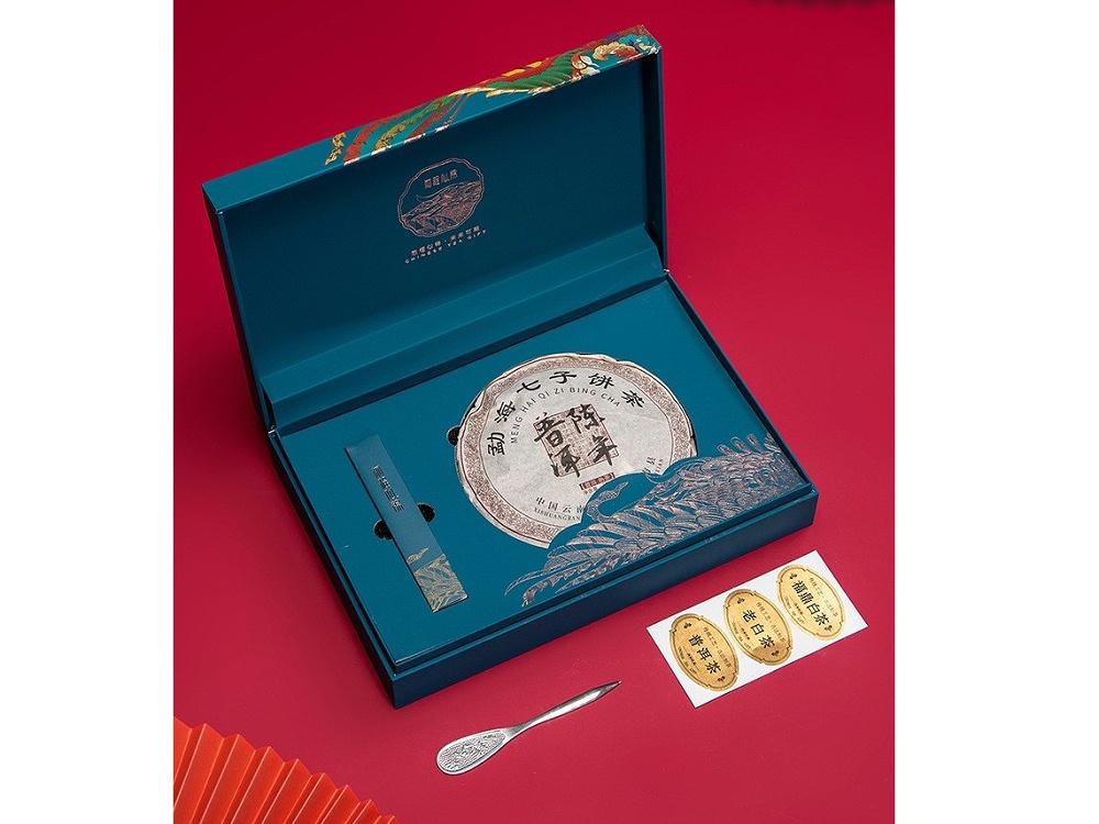 前程似锦【茶叶礼盒】-定制-厂家-规格-图片