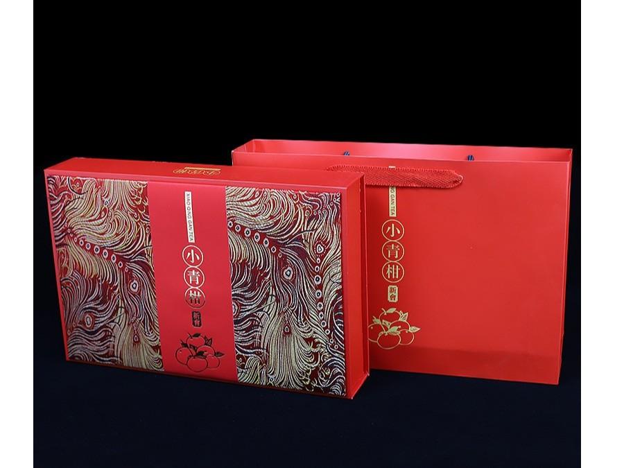小青柑【茶叶礼盒】-定制-厂家-规格-图片