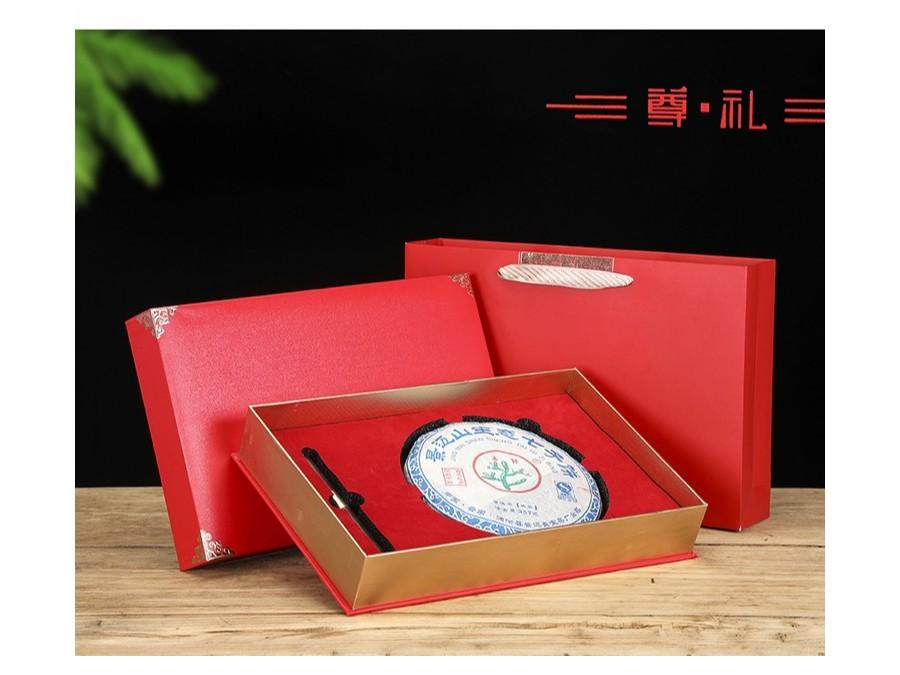 尊礼【茶叶礼盒】-定制-厂家-规格-图片