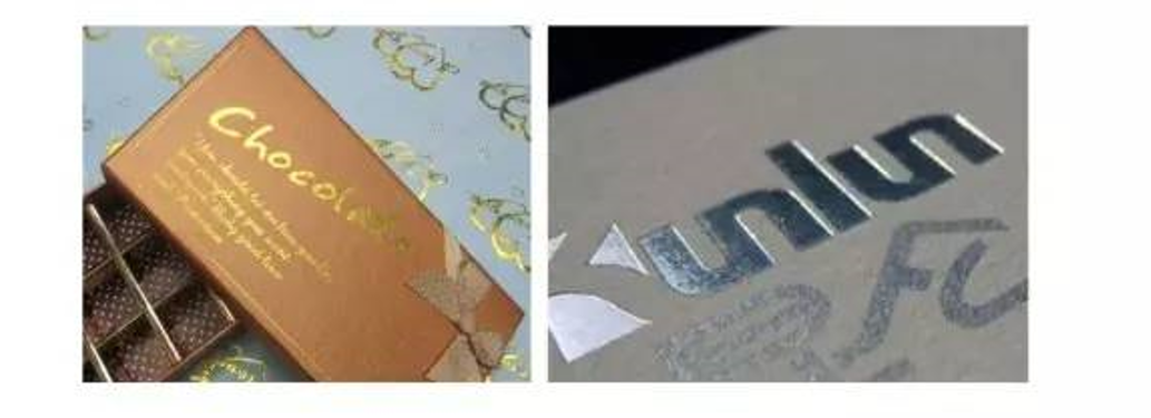包装常用工艺-烫印!