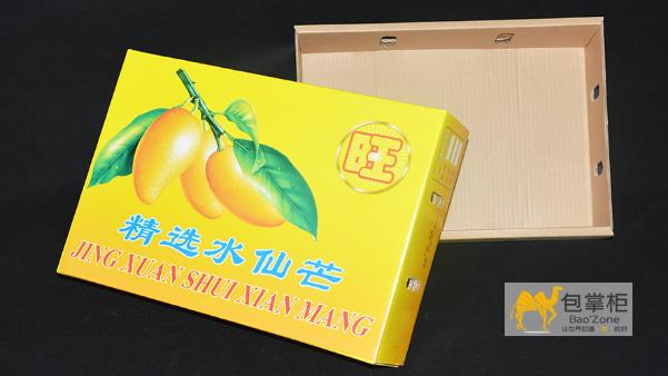 芒果彩箱包装设计需要关注哪些方面?