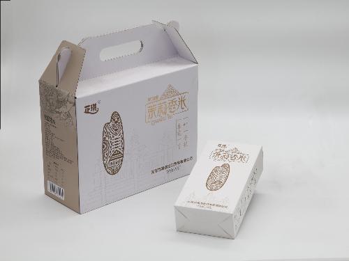 茉莉香米香飘溢,宫廷堂前进万家,云南竹海贸易公司茉莉香米礼盒定做
