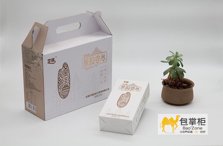 茉莉香米礼盒