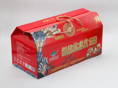 绿色健康新概念,美味麦片煜桂堂.云南煜桂堂食品有限公司麦片礼盒定做