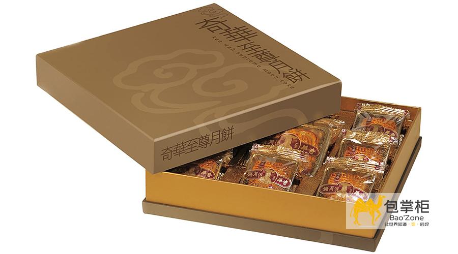 月饼包装盒设计