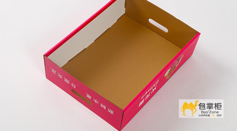 火龙果包装盒设计