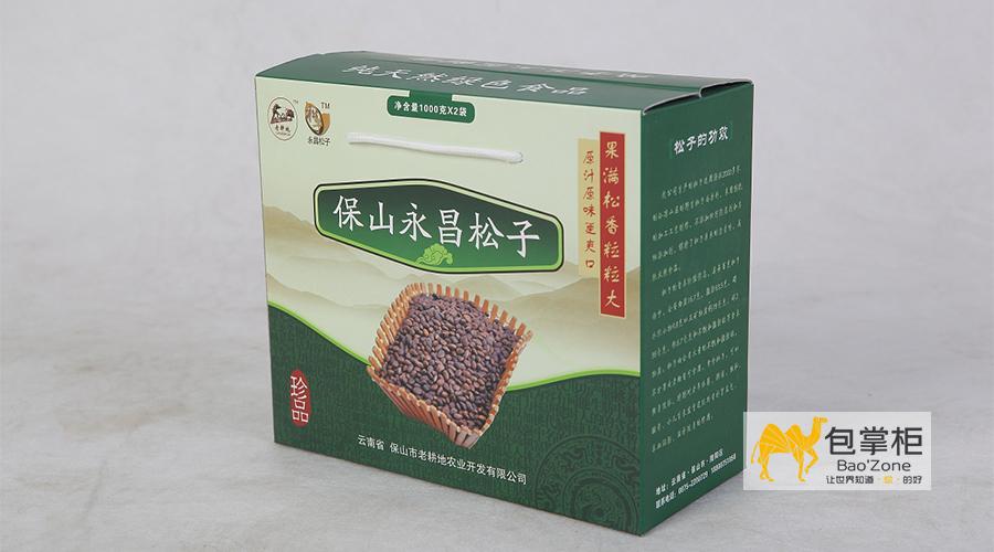 农产品包装盒设计