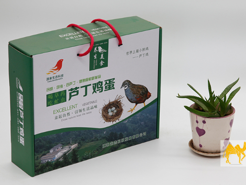天然补品芦丁蛋,益智延年送健康.源来生态科技公司芦丁鸡蛋飞机盒定做