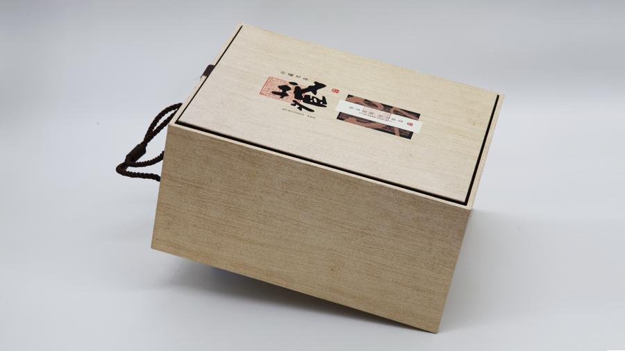 滇藏酒包装设计