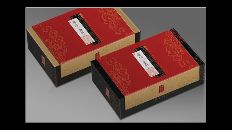 滇红茶叶包装盒