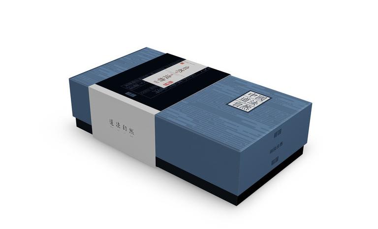 普洱茶叶包装盒-主图