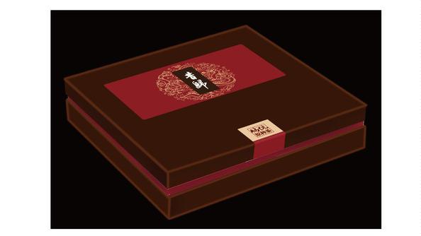 昔归茶叶包装盒-主图