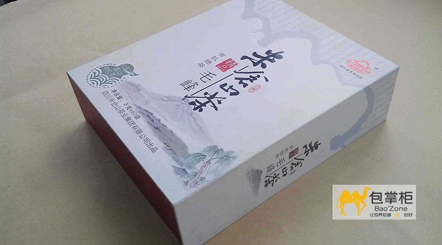 土特产礼盒包装设计