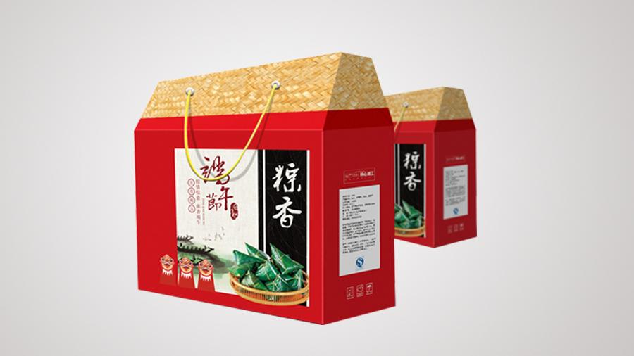 2019年最新粽子包装礼盒