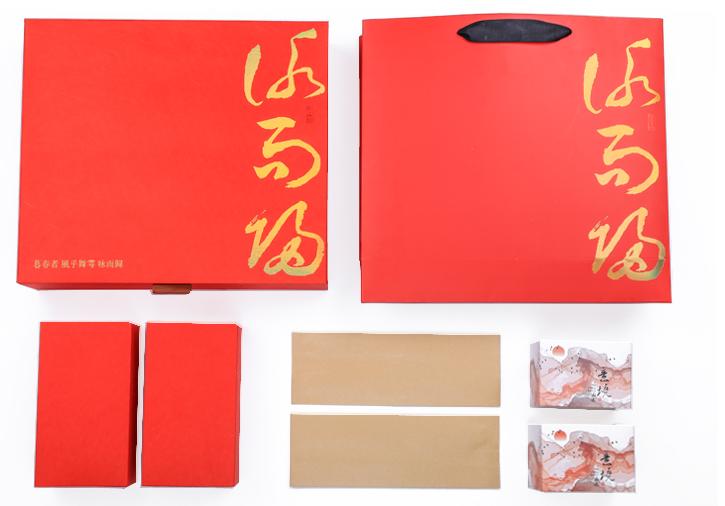 茶叶礼盒组件