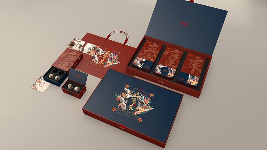 泰富来【茶叶礼盒】-定制-厂家-规格-图片