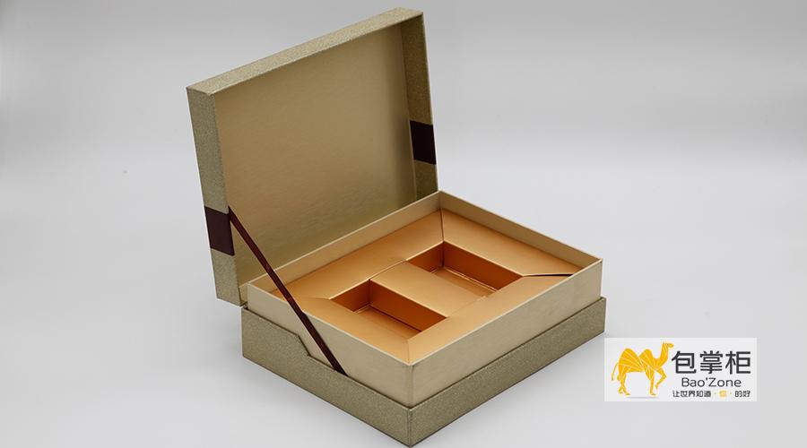 玛咖翻盖包装盒