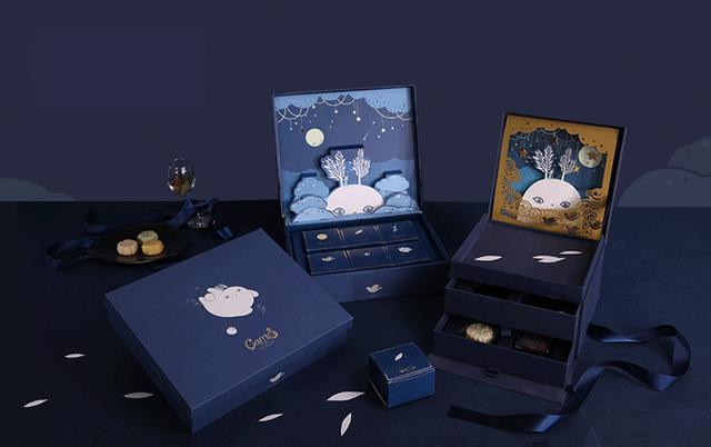 月饼礼盒包装