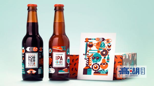 啤酒包装设计的安全性和创意性同等重要