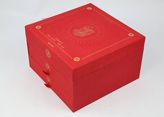 茶叶包装盒的亮点1!