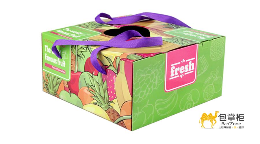 包装盒定做厂家