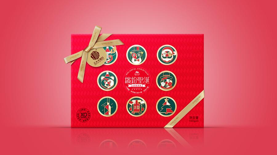 缤纷圣诞【精品礼盒】-定制-厂家-规格-图片