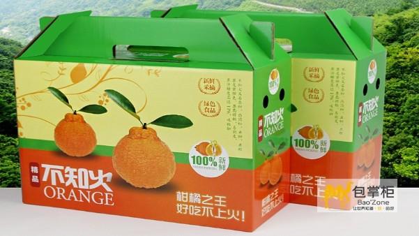 橘子包装设计如何进行?这些技巧要掌握!