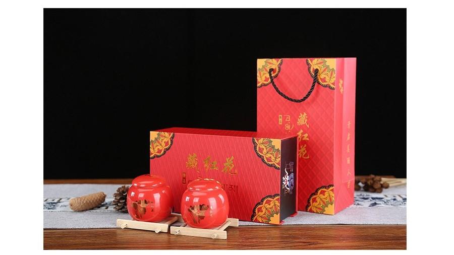 藏红花【药材包装】-定制-厂家-规格-图片