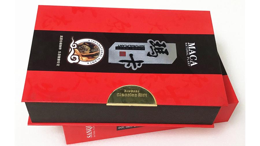 玛卡包装盒