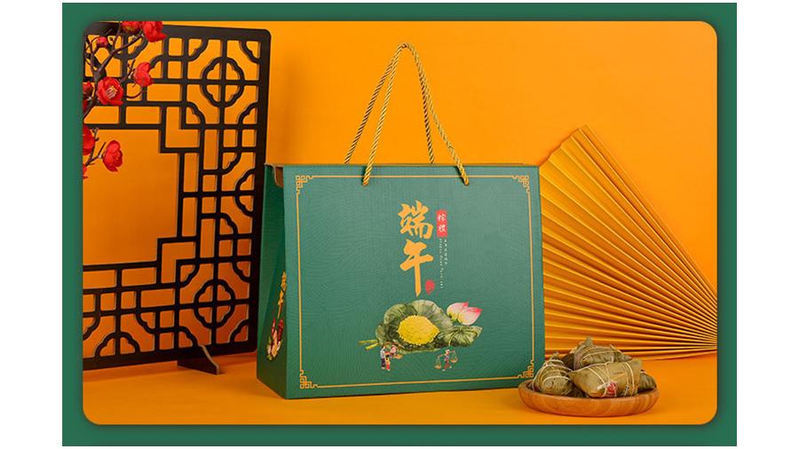 粽礼【粽子礼盒】-定制-厂家-规格-图片