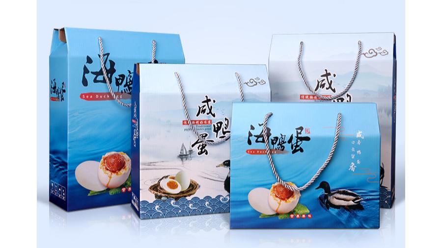 鸭蛋【特产包装】-定制-厂家-规格-图片