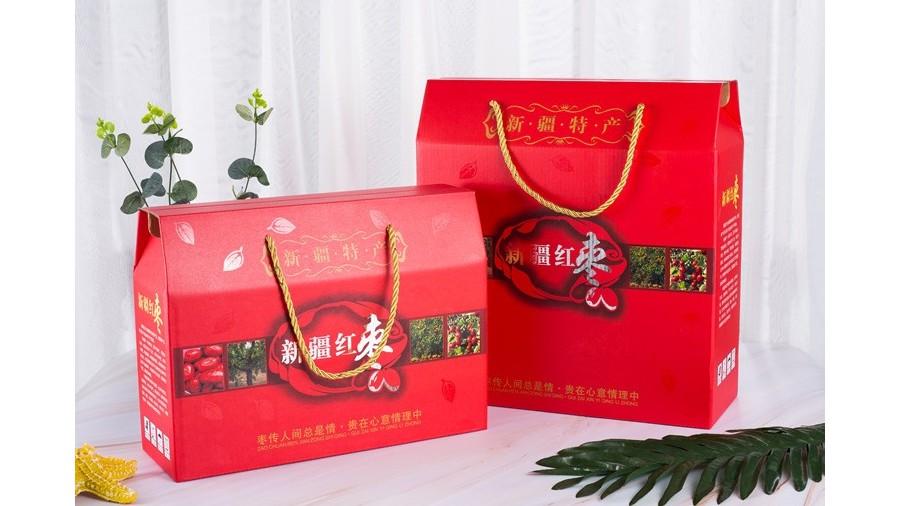 红枣【农副产品包装】-定制-厂家-规格-图片