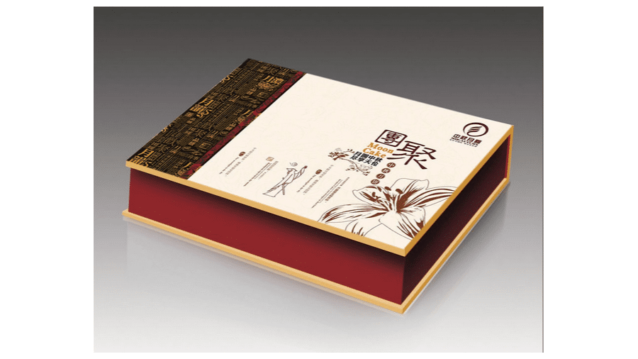 花好月圆【月饼礼盒】-定制-厂家-规格-图片