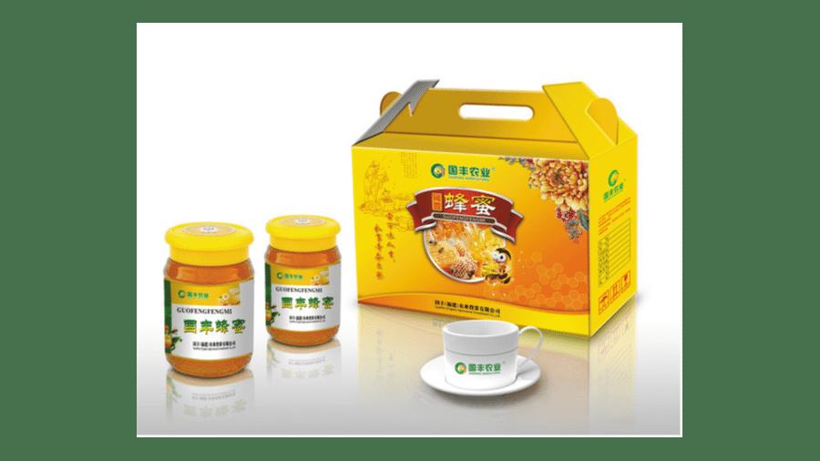 蜂蜜食品包装礼盒