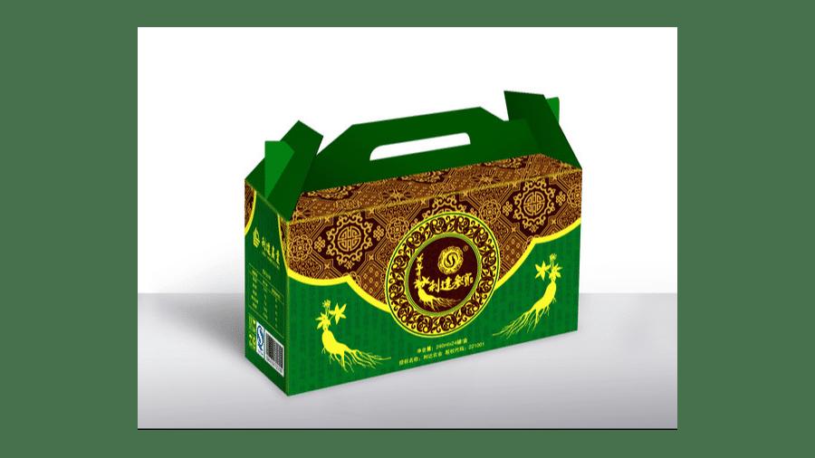 高端包装礼盒设计