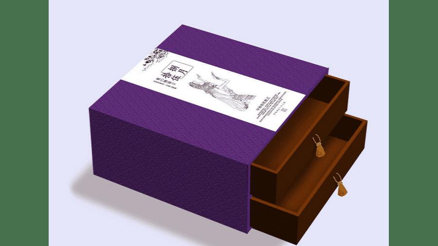 清新淡雅【月饼礼盒】-定制-厂家-规格-图片