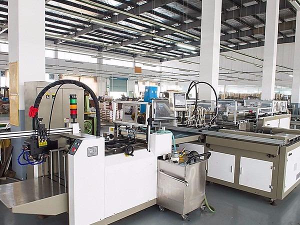 包装生产车间设备