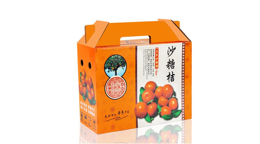 砂糖桔礼盒