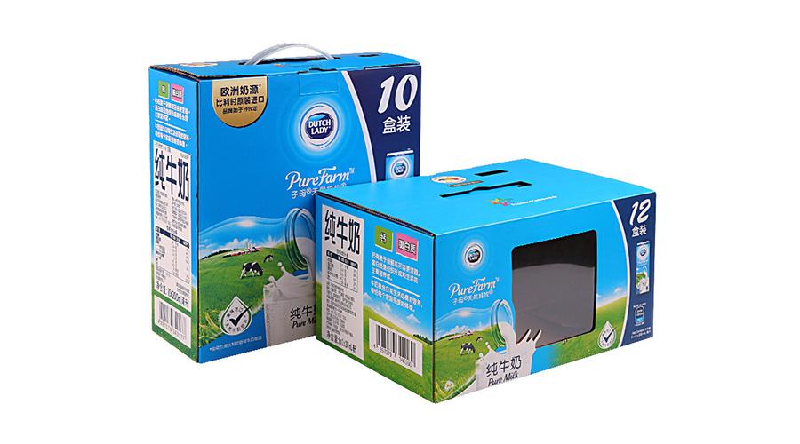 牛奶【饮料包装】-定制-厂家-规格-图片