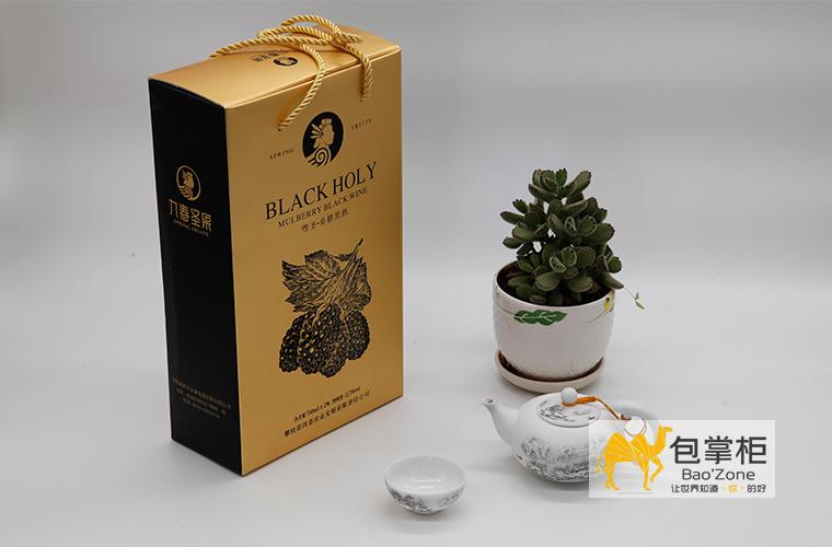 桑椹酒礼盒