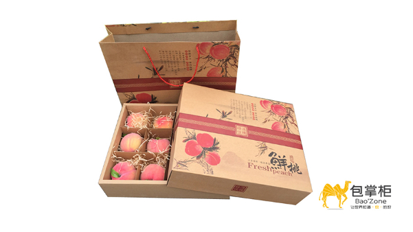 如何才能做好桃子包装设计?这些事项要注意!