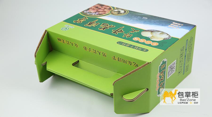 瓦楞手提盒