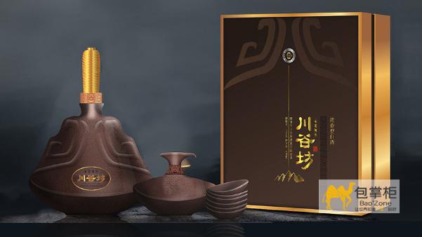 白酒包装盒设计是商品向顾客的自我展现
