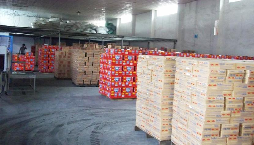 云南包掌柜为东鹏特饮提供包装盒定制